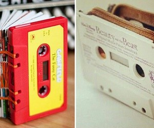 cassette, diy, and cool image