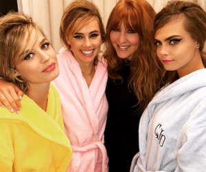 georgia may jagger, cara delevingne, and suki waterhouse image