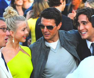 Tom Cruise, julianne hough, and rock of ages image