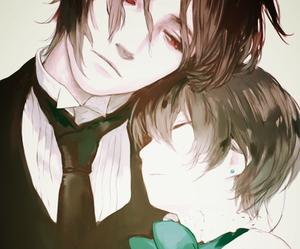 black butler, ciel, and kuroshitsuji image