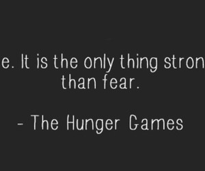 hope, quotes, and the hunger games image