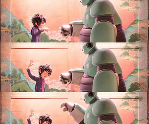 disney, robot, and cute image