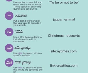 google, tips, and search image