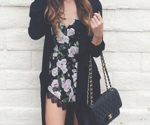 black, style, and tumblr image