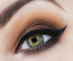 beautiful, cateye, and eyeliner image