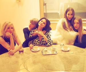Taylor Swift, selena gomez, and Ellie Goulding image