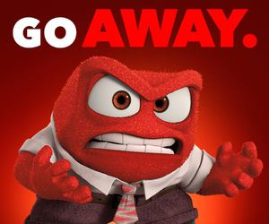 anger, inside out, and disney-pixar's inside out image