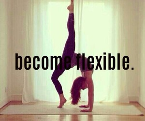 fit, fitness, and flexible image