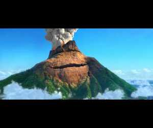 inside out, short film, and lava image