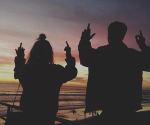 sunset, bea miller, and goals image