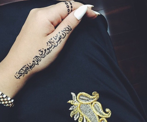 tattoo and عربي image