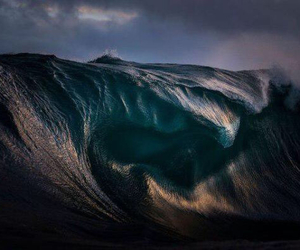 monster, wave, and swell image