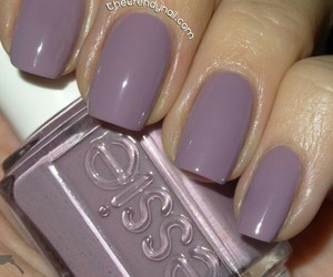 colors and essie nails image