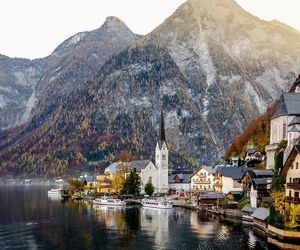 austria, mountains, and nature image