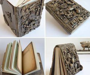 book and steampunk image