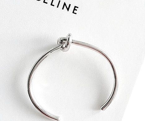 celine, fashion, and jewelry image
