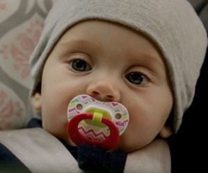 The Originals, hope, and baby image