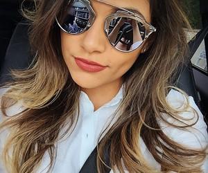 bethany mota, girl, and hair image