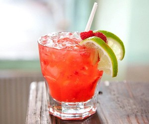 drink, summer, and lime image