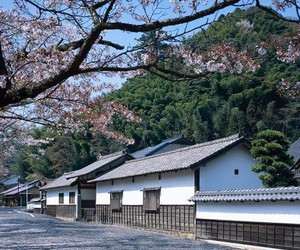 asia, Houses, and japan image