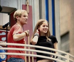 Avril Lavigne, let go, and evan taubenfeld image