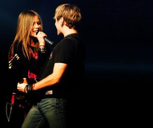 Avril Lavigne, Avril, and evan image