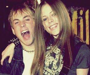 Avril Lavigne, evan taubenfeld, and friends image