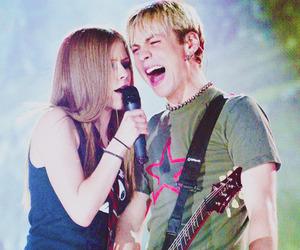 evan, Avril, and Avril Lavigne image