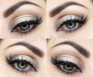 beauty, eyes, and pretty image