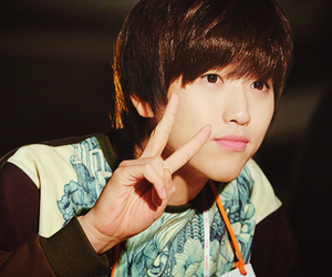 sandeul, kpop, and b1a4 image