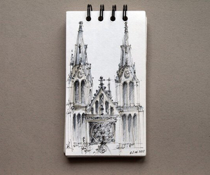 draw#cute#picture#church# image