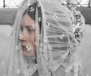 Mia Wasikowska, bride, and jane eyre image