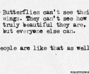 butterfly, quote, and beautiful image