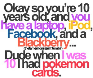 pokemon, facebook, and ipod image
