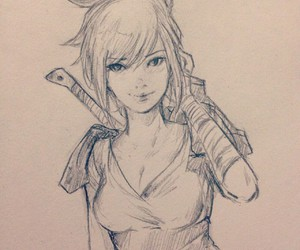 riven and league of legends image