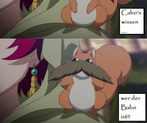 funny, ao, and akatsuki no yona image