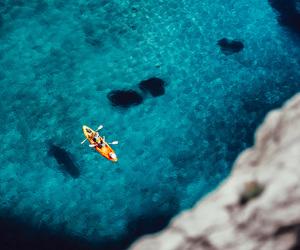 canon, climbing, and kayak image