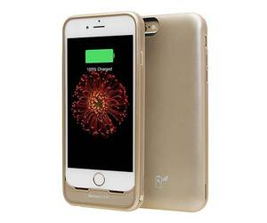 iphone 6, battery case, and backup battery image