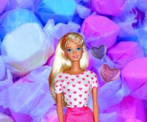 90's, barbie, and kawaii image