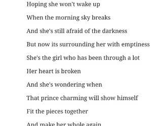 couple, depression, and poetry image