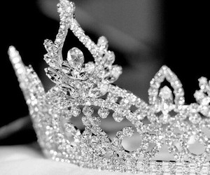 princess, crown, and Queen image