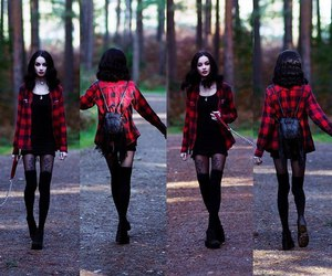 dark, felice fawn, and doll image