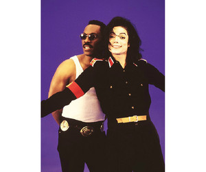 eddie murphy, gorgeous, and king of pop image