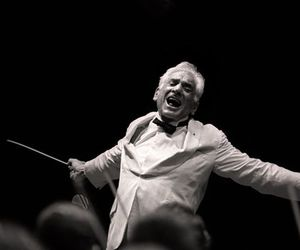conductor, leonard, and music image