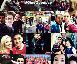 glee, glee cast, and quinn fabray image