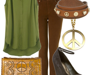 hippie, outfit, and scooby doo image