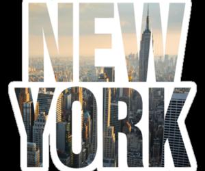 new york and skyline image