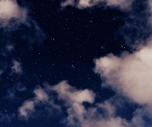 stars, sky, and beautiful image