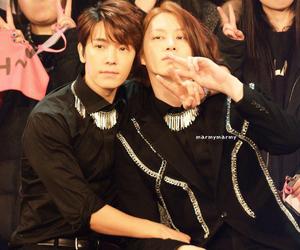 donghae, SJ, and heechul image
