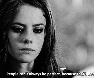 skins, perfect, and Effy image